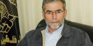 في تصريحات هي الاولي من نوعها.. النخالة: حركة فتح ليست قائدة المشروع الوطني.!
