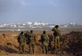 """جنود الاحتلال يطلقون النار تجاه """"نقطة عسكرية"""" شرق خانيونس"""