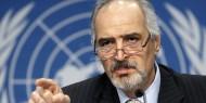 الجعفري: قطر تقف وراء جرائم «الكيماوي» في سوريا