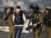 الخليل: قوات الاحتلال تعتقل مواطناً من قرية خرسا