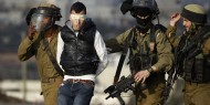 بالأسماء.. اعتقال (13) موطناً خلال حملة اقتحامات في منازل الضفة الغربية