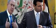 """بالفيديو والصور: القائد """"محمد دحلان"""" يسخر من نتنياهو ويذكره بفساده الذي لا ينتهي"""