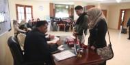 بالصور: «تكافل» تبدأ مقابلات المرشحين للاستفادة من مشروع تحرير الشهادات مقابل العمل