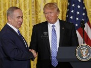 """الرئيس الأمريكي يشكر إسرائيل على انشاء """"مستوطنة ترامب"""" بالجولان المحتل"""