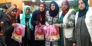بالصور.. مجلس المرأة بـ«إصلاحي فتح» يشارك في مهرجان «أطفال التوحد» بغزة