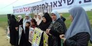غزة: وقفة نسوية تضامنًا مع الأسرى