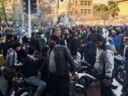 قتلى وجرحى خلال تظاهرات حاشدة في إيران