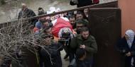الاحتلال يعتدي على جنازة الشهيد مصعب التميمي