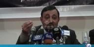 """بالفيديو.. اصابة القيادي في حماس """"عماد العلمي"""" بطلق ناري في الرأس"""