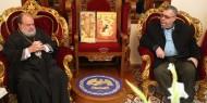 نواب فتح وقيادة الحركة بغزة تهنئ المسيحيين الأرثوذكس بمناسبة أعياد الميلاد بغزة