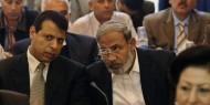 الزهار: عباس شخص منزوع الشرعية ودحلان عضو بالتشريعي ولا أحد يستطيع نزع شرعيته