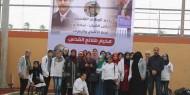 """بالفيديو.. """"إصلاحي فتح"""" ينظم المرحلة الثانية من المخيم الشتوي """"طلائع القدس"""" للأشبال والزهرات"""