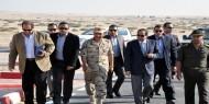 السيسي يتفقد موقعا سريا لتصنيع معدات عسكرية في مصر