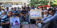 غزة: أهالي شهداء 2014 يقتحمون مكتب انتصار الوزير