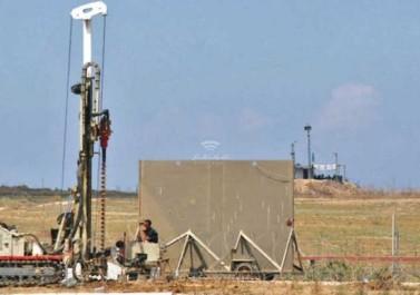 جيش الاحتلال الإسرائيلي يحرز تقدماً في بناء جدار الأنفاق على حدود غزة