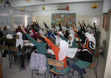 تعليم غزّة يكشف مواعيد انتهاء الدوام المدرسي في العام الجديد