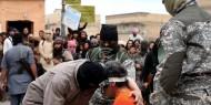 """بالصور.. """"داعش"""" تعدم فلسطينيين من مخيم اليرموك"""
