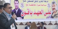 النائب أبو شمالة يهنئ الشعب الفلسطيني بمناسبة رأس السنة الميلادية
