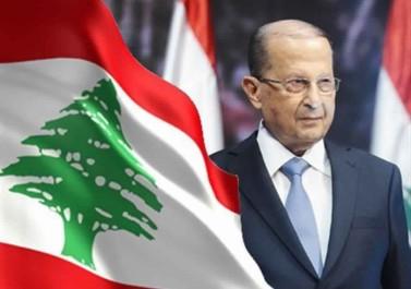 """الرئيس اللبناني عون: """"رايحين على جهنّم"""" لو ما تشكلت الحكومة!"""