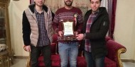 """بالصور.. """"إصلاحي فتح"""" يكرم خريجي الجامعات المصرية"""