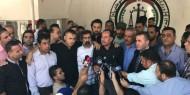 شاهد.. بجهود حركة فتح بساحة غزة: أمن حماس يفرج عن مجموعة من المعتقلين في سجونها