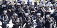 لاول مرة.. الشرطة الاسرائيلية تنتشر على حدود قطاع غزة