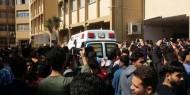 بالفيديو.. سقوط عدد من الإصابات بين طلبة جامعة الأزهر على يد أمن حماس