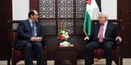 تفاصيل لقاء الرئيس عباس مع جهاز المخابرات المصرية برام الله