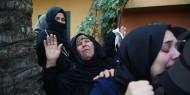 شاهد: والدة الطفل الشهيد محمد أيوب تُودعه بكلمات مُؤثرة