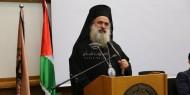 المطران حنا: إسرائيل حاولت اغتيالي