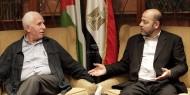 أبو مرزوق مستهزءً بتصريحات الأحمد: أبشروا مشروعنا الوطني في أيدٍ أمينة