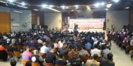 """بالفيديو والصور.. مجلس الشباب بـ""""فتح"""" ينظم جلسة محاكاة للمجلس الوطني بغزة"""