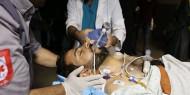 """نقل الصحفي """"ياسر قديح"""" للعلاج في القدس"""