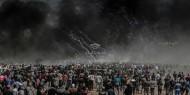 الاحتلال يقمع المسيرات: الالاف يشاركون فعاليات جمعة #الوفاء_للصحفيين_والطواقم_الطبية