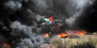 """ثلاثة شهداء وعشرات الإصابات بقمع الإحتلال لمتظاهري """"العودة"""" شرق القطاع"""