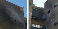 """بالصور.. تضرر مركبات ومبان في """"سديروت"""" بنيران رشاشة من القطاع"""