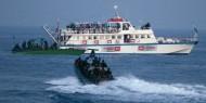 """على متنها مرضى وطلبة.. انطلاق أول سفن كسر الحصار من ميناء """"غزة"""" إلى العالم اليوم الثلاثاء"""