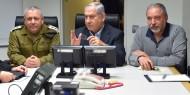 نتنياهو: تحسين الاوضاع بغزة أو عملية عسكرية كبيرة