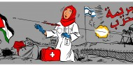 شهيدة الإنسانية رزان النجار
