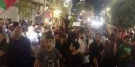 تظاهرة في خانيونس تطالب المقاومة بالرد على إعدام أطفال مسيرات العودة