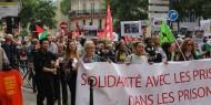 """فعاليات شعبية في اوروبا لدعم حراك """"رفع العقوبات عن غزة"""""""