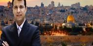 دحلان : وعود ترامب تزرع بذور الحروب القادمة ولا سلام دون القدس عاصمة لفلسطين