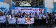 اتحاد موظفي الأنروا يعلن الإضراب عن الطعام بالتزامن مع قرار إدارة الأونروا بقطع المياه والكهرباء