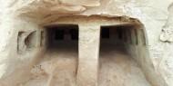 العثور على قبور رومانية غرب الخليل جنوب الضفة الغربية