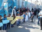عوض: التزام الأونروا بالموعد الدراسي دلالة على رغبة المجتمع الدولي