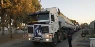 قناة إسرائيلية تفجر مفاجأة بشأن إدخال الوقود القطري لغزة