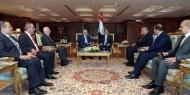 بالتفاصيل.. لقاء مهم يجمع عباس بالرئيس السيسي نهاية الأسبوع؟