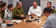 """الكابينت الإسرائيلي يضع خطة لعملية عسكرية جديدة في قطاع غزة سميت """" ذهب المال"""""""