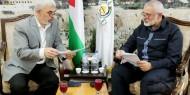 السنوار يرد على الانباء حول تشكيل حماس لجنة ادارية للعمل الحكومة بغزة