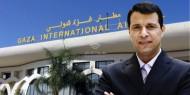 بالفيديو.. بعد مرور 20 عاماً: ماذا قال القائد دحلان في افتتاح مطار غزة الدولي؟